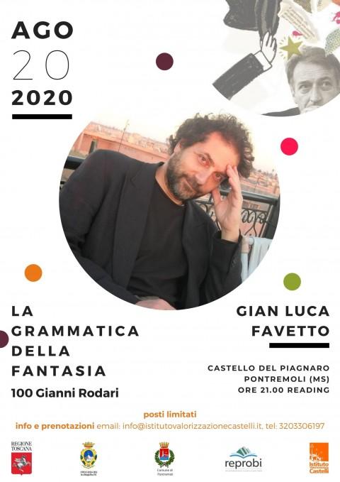 Manifesto La grammatica della Fantasia