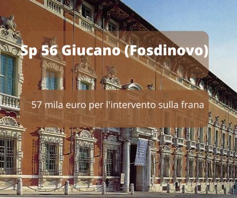 Immagine grafica Sp 56 Giucano