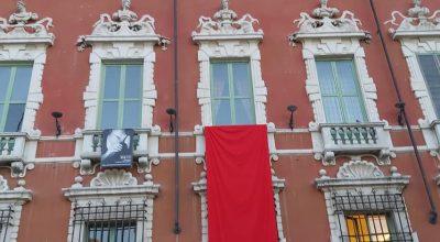 Palazzo Ducale Drappo Rosso