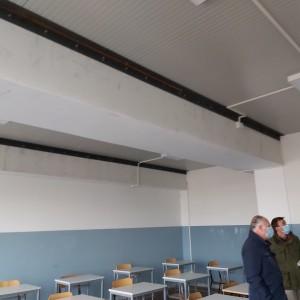 Sopralluogo Lavori Liceo Pascoli Massa