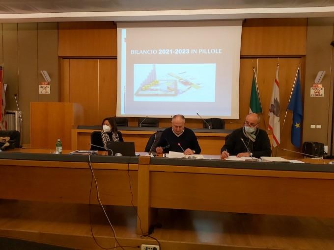 Consiglio Provinciale Bilancio 2021 2023