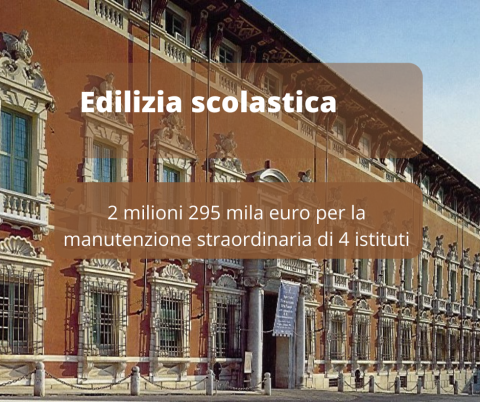 Edilizia Scolastica 2021