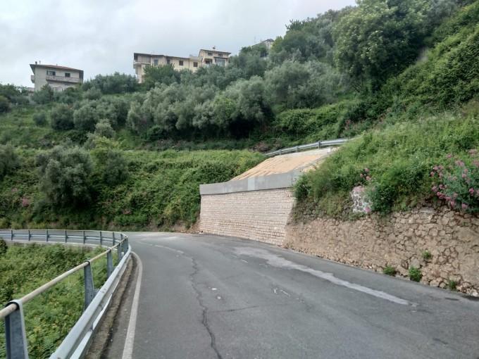 Sp4 Fine Lavori Curva Biancolini
