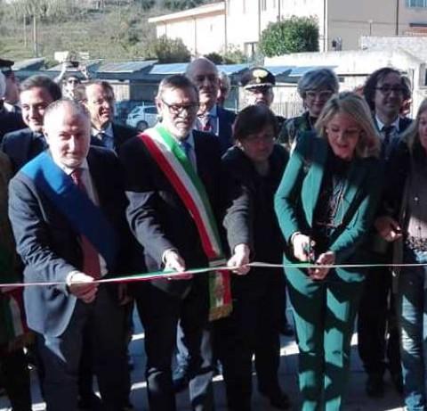 Inaugurazione alberghiero Bagnone novembre 2018