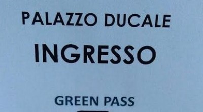 Palazzo Ducale Green Pass